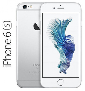 Apple iPhone 6S 32 GB Silver CZ